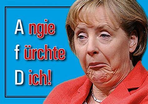Aufkleber Merkel Muss Weg Kaufen by Aufkleber Sticker Angie F 252 Rchte Dich Merkel Mu 223 Weg