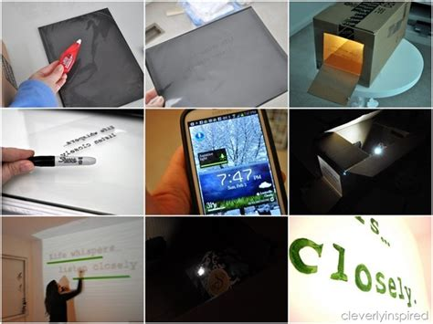 diy image projector diy overhead projector how to paint an image on the wall