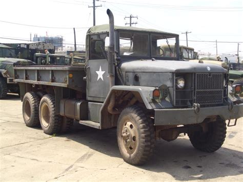 m35 trucks for sale m35a2 2 5 ton cargo truck