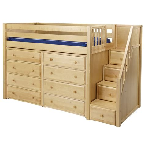 maxtrix beds galant 3 storage bed in natural by maxtrix 640