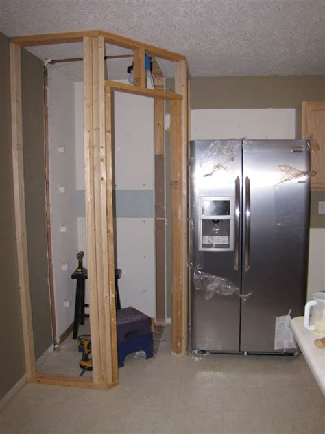 building a corner pantry cabinet how to build a kitchen pantry closet