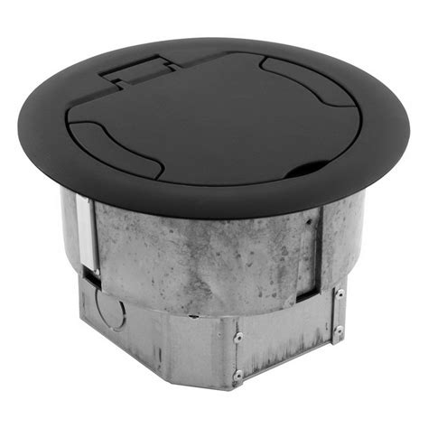 Hubbell Floor Box by Hubbell Wiring Afb801bk Raised Access Floor Box 3