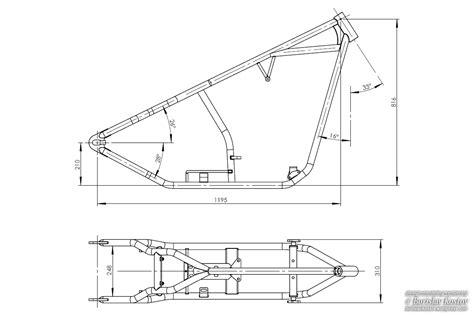 design frame motorcycle z force 174 motor blueprint google search moto futures