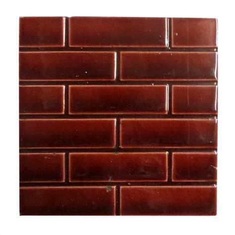 buy antique glazed brick fireplace tiles