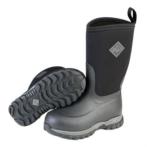 children s muck boots muck rugged ii waterproof winter boots 658172