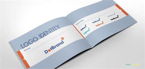 Free Brand Guidelines Template Brandbooks Zippypixels Free Brand Guidelines Template