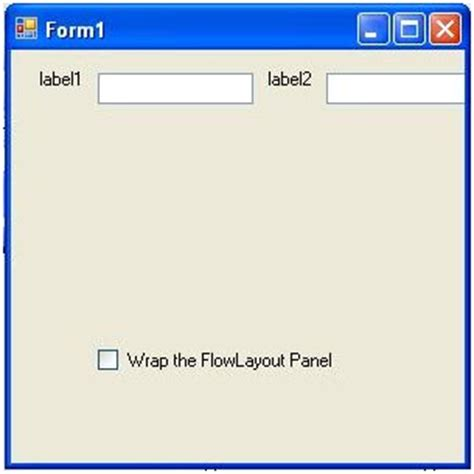 flow layout panel nedir flow layout panel in c mrustechcsharplearning