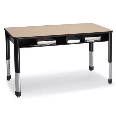 smith system desk smith system two interchange open front desk 24