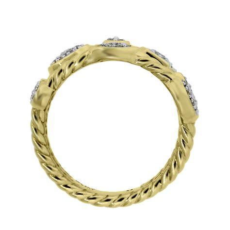 david yurman confetti 18k yellow gold ring boca