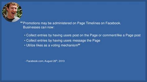 Facebook Page Giveaway Ideas - facebook timeline contest ideas