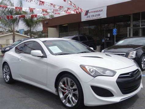 Hyundai Genesis 2 0t Specs by 2013 Hyundai Genesis Coupe 2 0t R Spec 2dr Coupe In