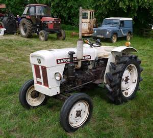 Mitsubishi Satoh Tractor Parts Tractor I Fixed In Japan Justrolledintotheshop