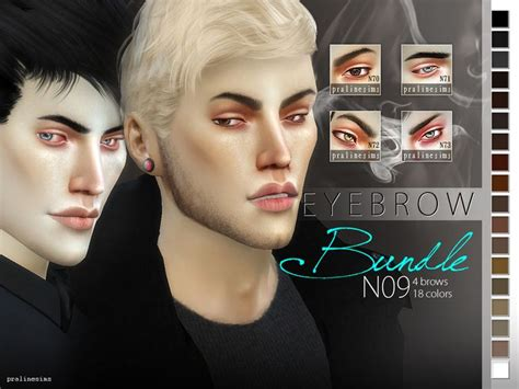 hair works download 17 best images about sims 4 brows skin etc on pinterest
