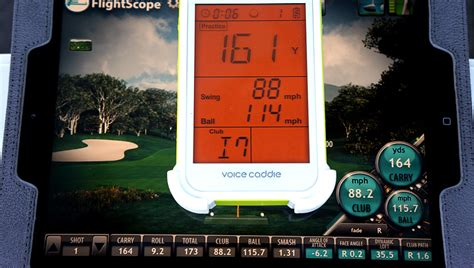 swing caddy swing caddie launch monitor review