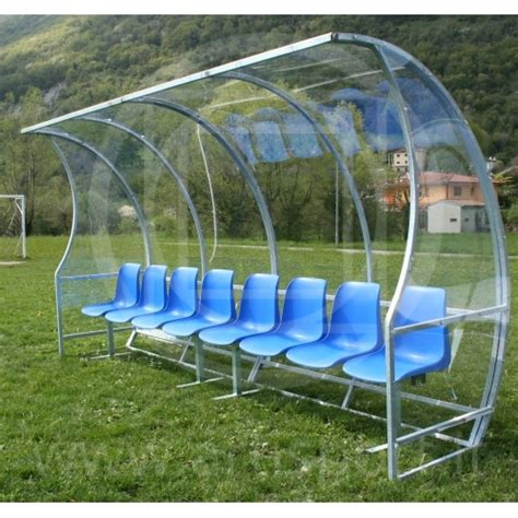 soccer team bench soccer field equipment covered bench for coaches and players