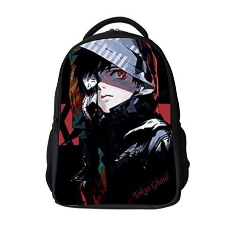 new anime tokyo ghoul kaneki ken supper cool backpack