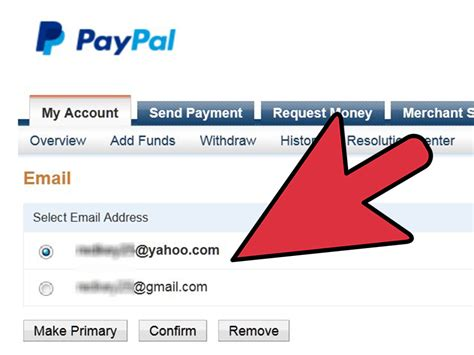 7 Reasons To Use Paypal by How To Update Your Email Address On Paypal 6 Steps