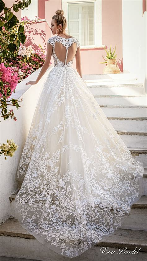 Wedding Dresses I by Lendel 2017 Wedding Dresses Santorini Bridal