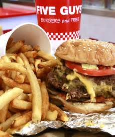 Five Guys Five Guys Employee Confessions
