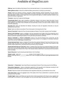 real estate offering memorandum template alberta offering memorandum for real estate investment