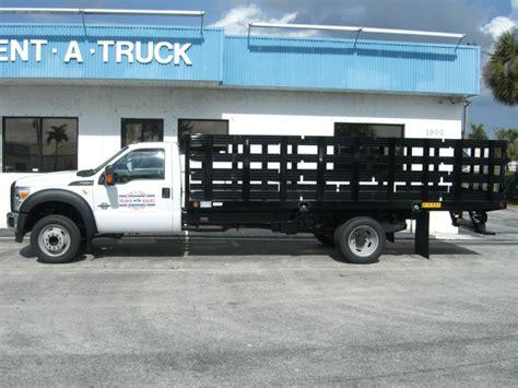 flat bed truck rental flatbed truck rentals oscar de rentals