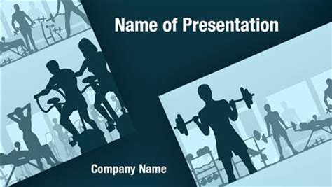 powerpoint templates free fitness mental health powerpoint templates powerpoint