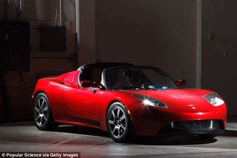 last car ever made elon musk to send a tesla roadster to mars daily mail online