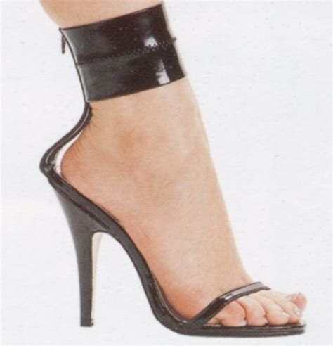 5 inch high heels 5 inch high heel sandal with black dom