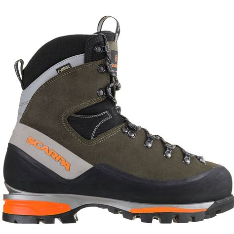 mens mountaineering boots scarpa grand dru gtx mountaineering boot s