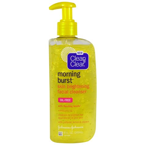So Clear by Clean Clear Morning Burst Skin Brightening