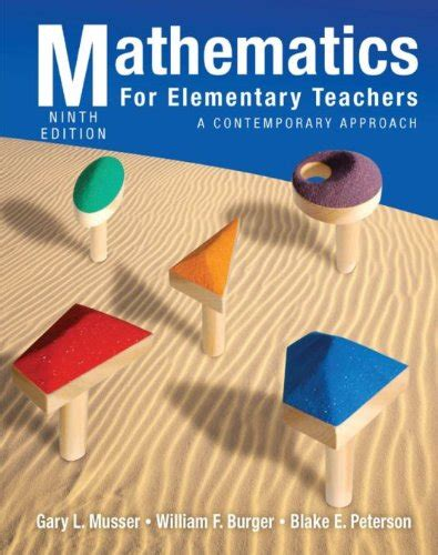 mathematics for elementary teachers a contemporary approach elementary resume exles elementary