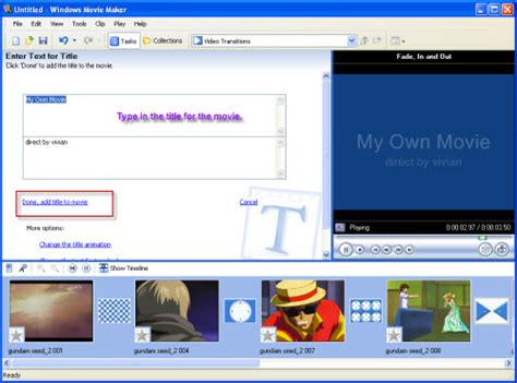 tutorial come usare windows live movie maker come usare windows movie maker per modificare video