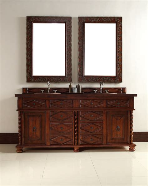 72 inch sink bathroom vanity with eight drawers