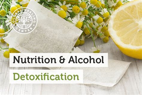 Nutritional Detox Centers by Nutritional Considerations For Detoxification