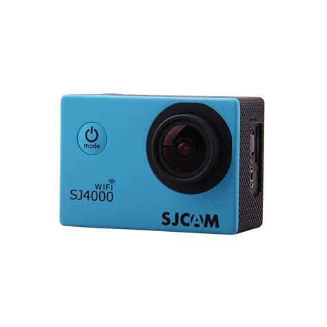 Sjcam Hd sjcam sj4000 wifi 1080p hd sport dvr blue eachshot