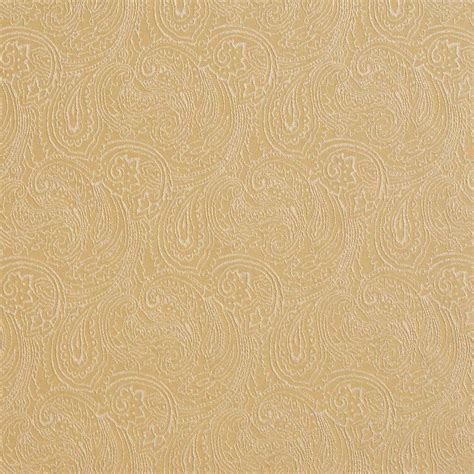 upholstery fabric sle books gold traditional paisley jacquard woven upholstery fabric