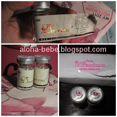Original Soflens 3 Tone soflens darrens brown princess pink
