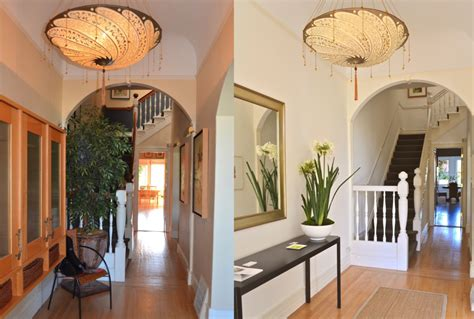 home design before and after before after design ideas from a home stager time to build