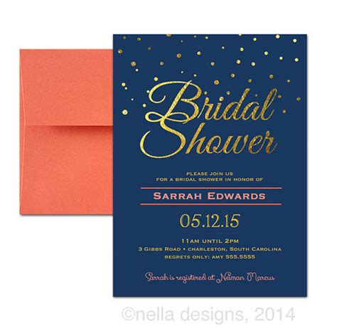coral and navy wedding invitations coral and navy wedding invitations navy and gold bridal
