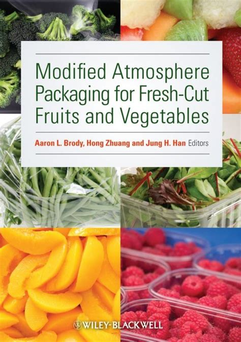 fresh cut fruits and vegetables bol com modified atmosphere packaging for fresh cut
