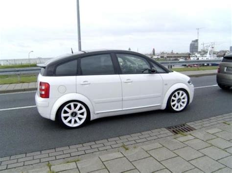 Tuning Audi A2 by Route Occasion Audi A2 Tuning