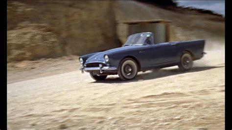 Dr No Bond Car by Bond Photo Gallery Prototype Sunbeam Alpine