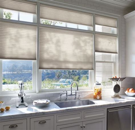best window covering for kitchen 17 best images about kitchen window treatments on