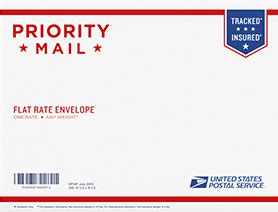 Search Usps Package By Address Priority Mail Flat Rate Envelope