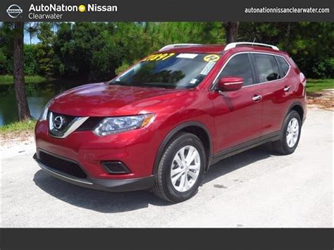 Nissan Rogue Friendly by 2014 Nissan Rogue Sv For Sale Cargurus