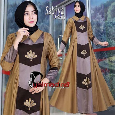 Sabiya Drees supplier baju muslim terbaru