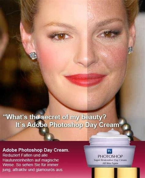 Katherine Heigls Secret Eye Treatment by 24 Best Photoshop Before After Images On