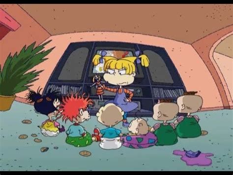 all part 1 rugrats all growed up part 1