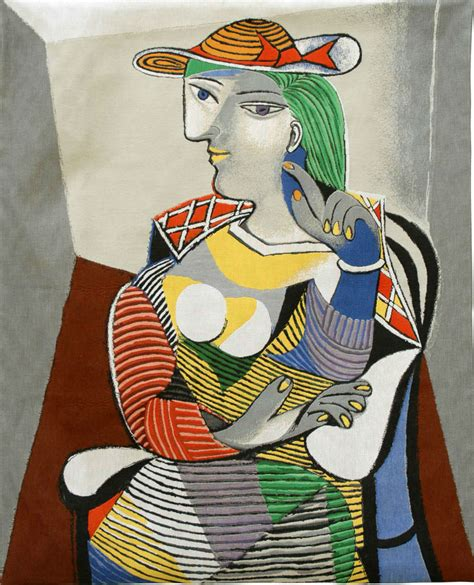 picasso paintings highest price portrait of th 233 r 232 se tapestry picasso tapestries