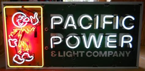 Pacific Power And Light by 10 Images About Reddy Kilowatt On Ruby
